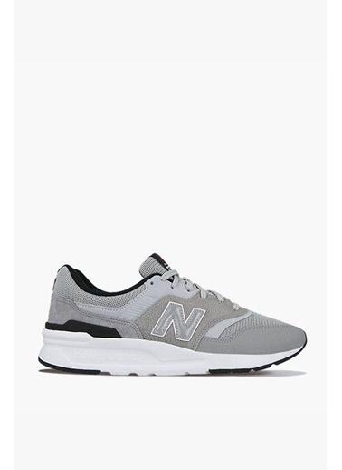 New Balance New Balance Erkek Günlük Spor Ayakkabı Cm997Hfm Gri